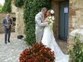 Bruiloft Kisten & Pim (Toscane Italië), (3 september 2011)