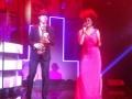 Arjan-M & Mavis Acquah @ James Bond Party (6 december 2012)