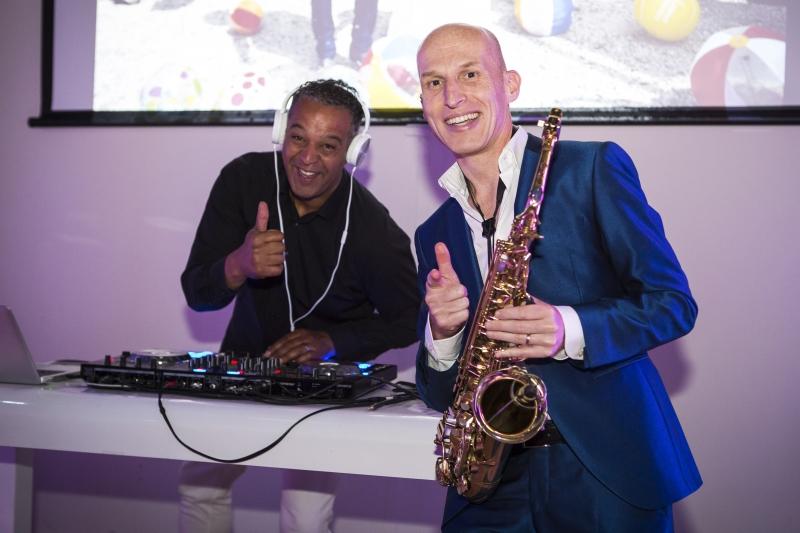 Arjan-M & DJ Keb @ Wedding Ard & Boukje