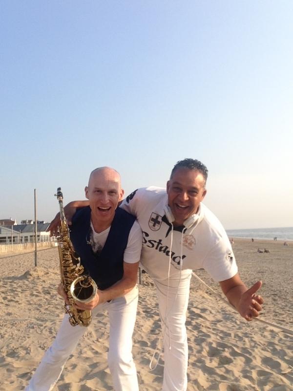 Arjan-M & DJ Keb @ Wedding Angela & Patrick