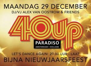 40UP - Bijna Nieuwjaarsfeest