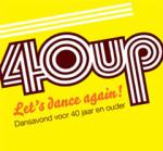 40UP logo