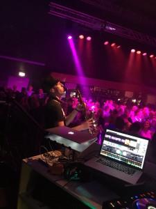 40UP Party in de Effenaar (Eindhoven) - DJ Alex van Oostrom en Arjan-M